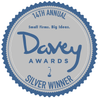 2018 SILVER Davey Awards winner in Schools/University Websites