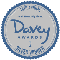 Academy of Interactive and Visual Arts - Silver Davey Awards Winner