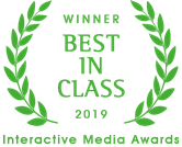 2019 Interative Media Awards- Best in Class Nonprofit Website winner for Philadelphia Works