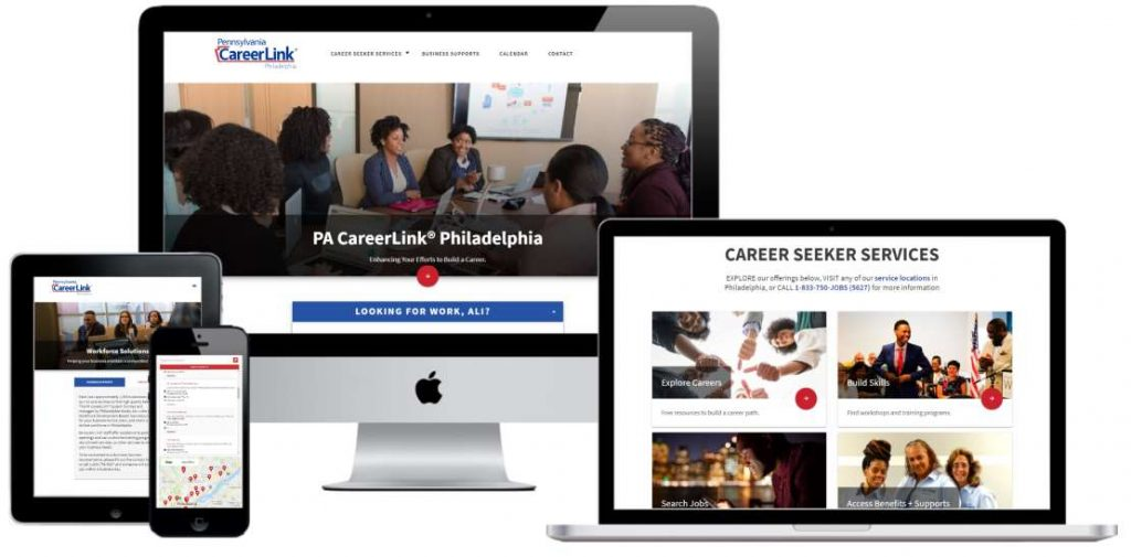 Workforce website