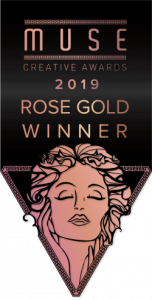 MUSE Creative Awards 2019 Rose Gold Winner!