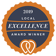 Philadelphia SEO, Website, and Branding Design Agency receives Local Excellence Award in 2019