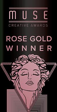 Rose Gold Award Winning Associations Website