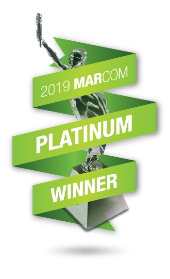 Marketing Communications Platinum Award