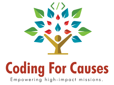Coding For Causes logo
