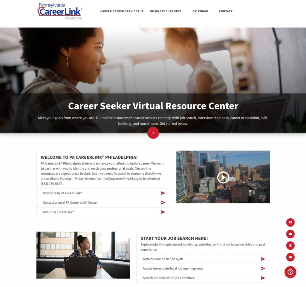 Career Resources in Philadelphia